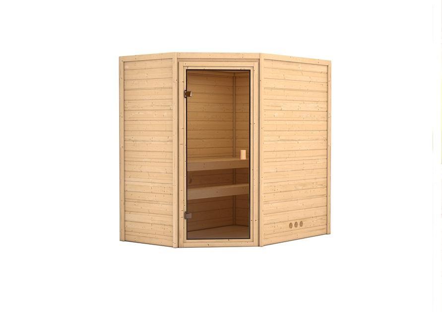 Sauna YASSIN 1,96 x 1,46 m