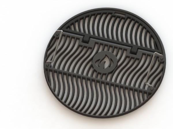 Gusseisen-Grillrost für Ø 47cm Kugelgrills