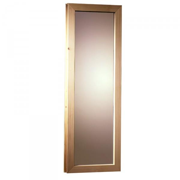 Saunafenster FASS-SAUNA 30 x 66,5 cm