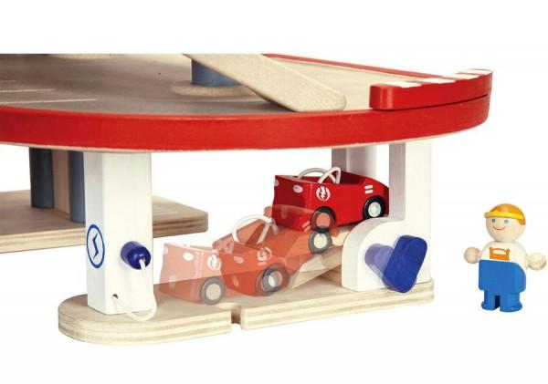 Fantastic Wooden Toy Garage Plans Free  Online Woodworking Plans