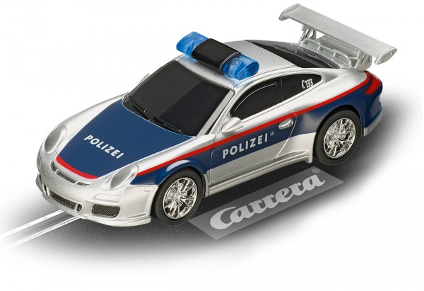Fahrzeug Porsche 997 GT3 Polizei Österreich