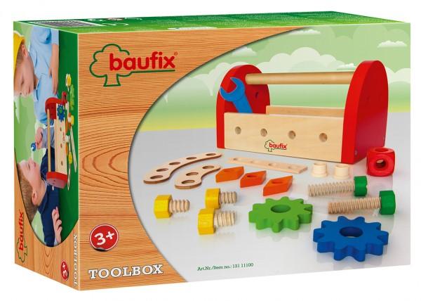 TOOLBOX Werkzeugkasten 17 Teile