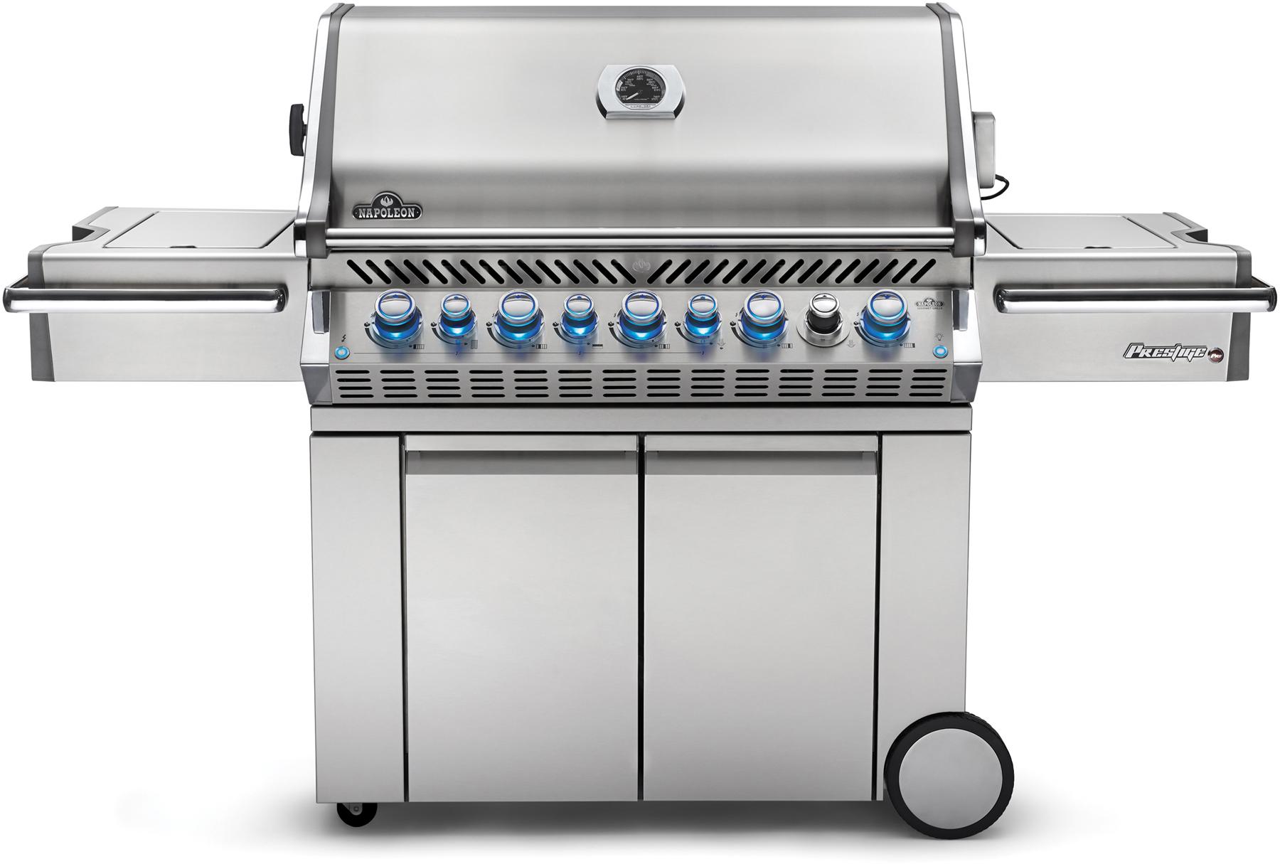 Outdoor Küche Edelstahl Napoleon : Gasgrill prestige pro™ rsib edelstahl gasgrill grill bbq