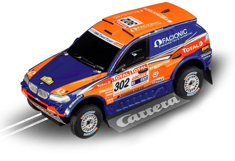 Fahrzeug BMW X3 CC Rally Dakar 2009