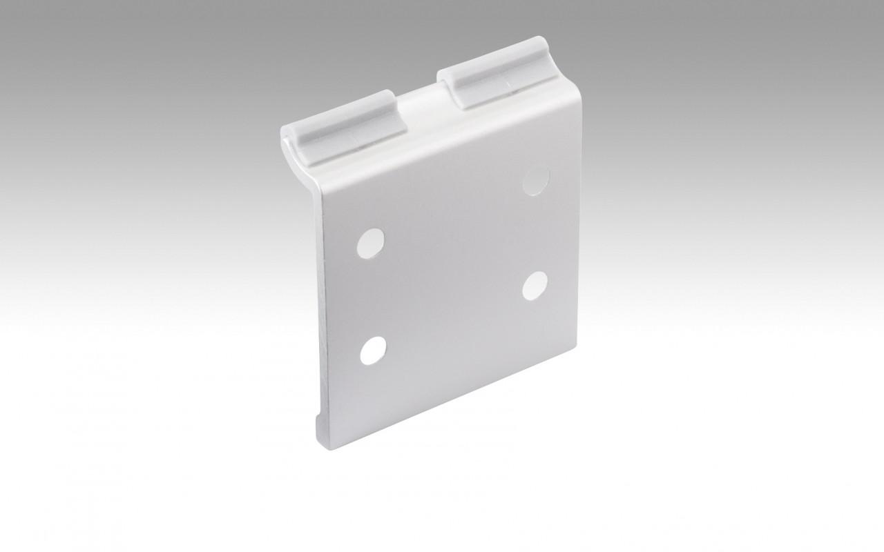 Universalplatte Typ 2 Aluminium eloxiert 2042