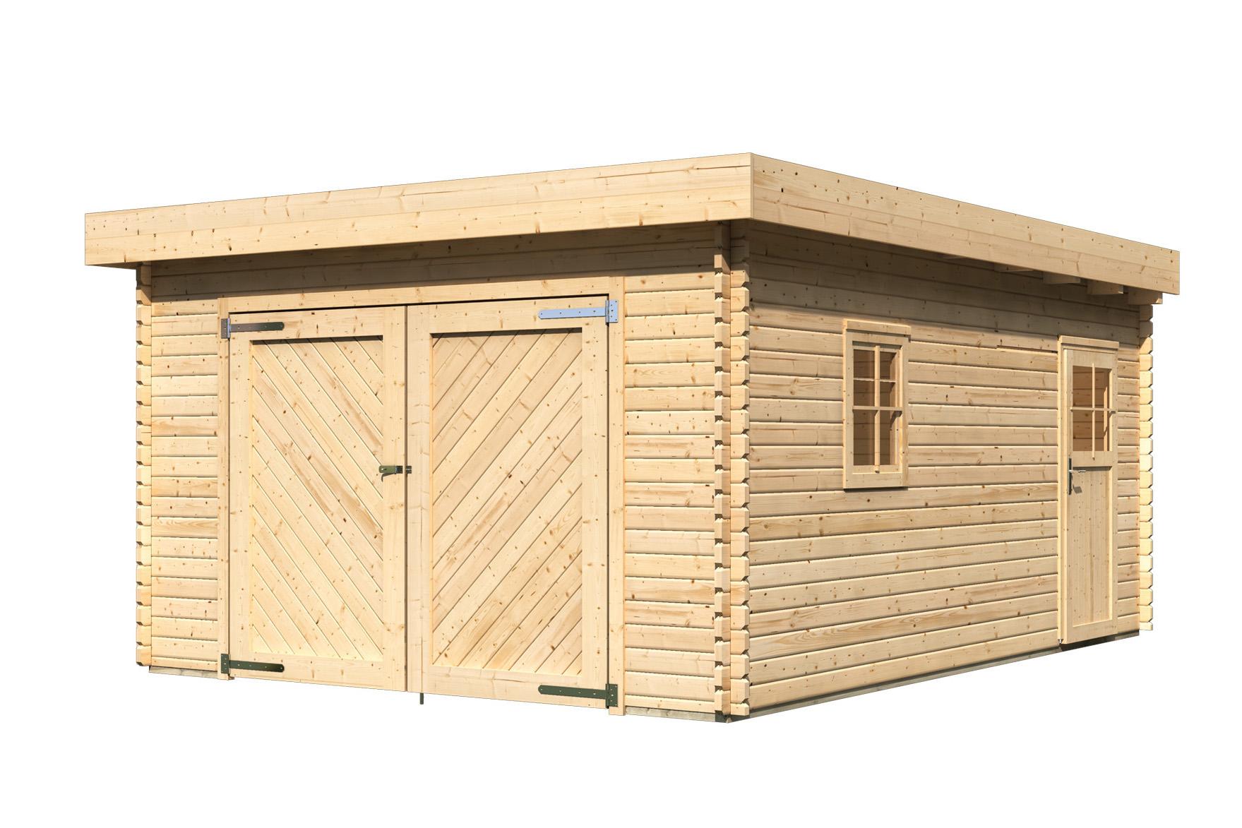 Holz Garagen Carports & Garagen