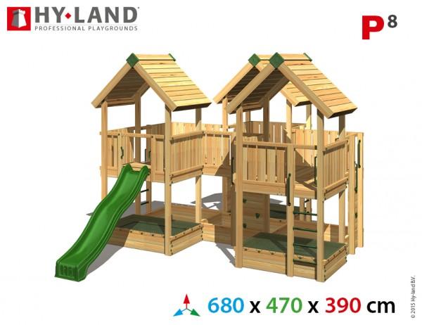 Spielplatzgerate:_Spielturm_mit_Rutsche_P8