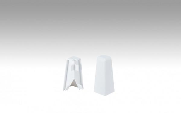 Außenecke Weiß 2001