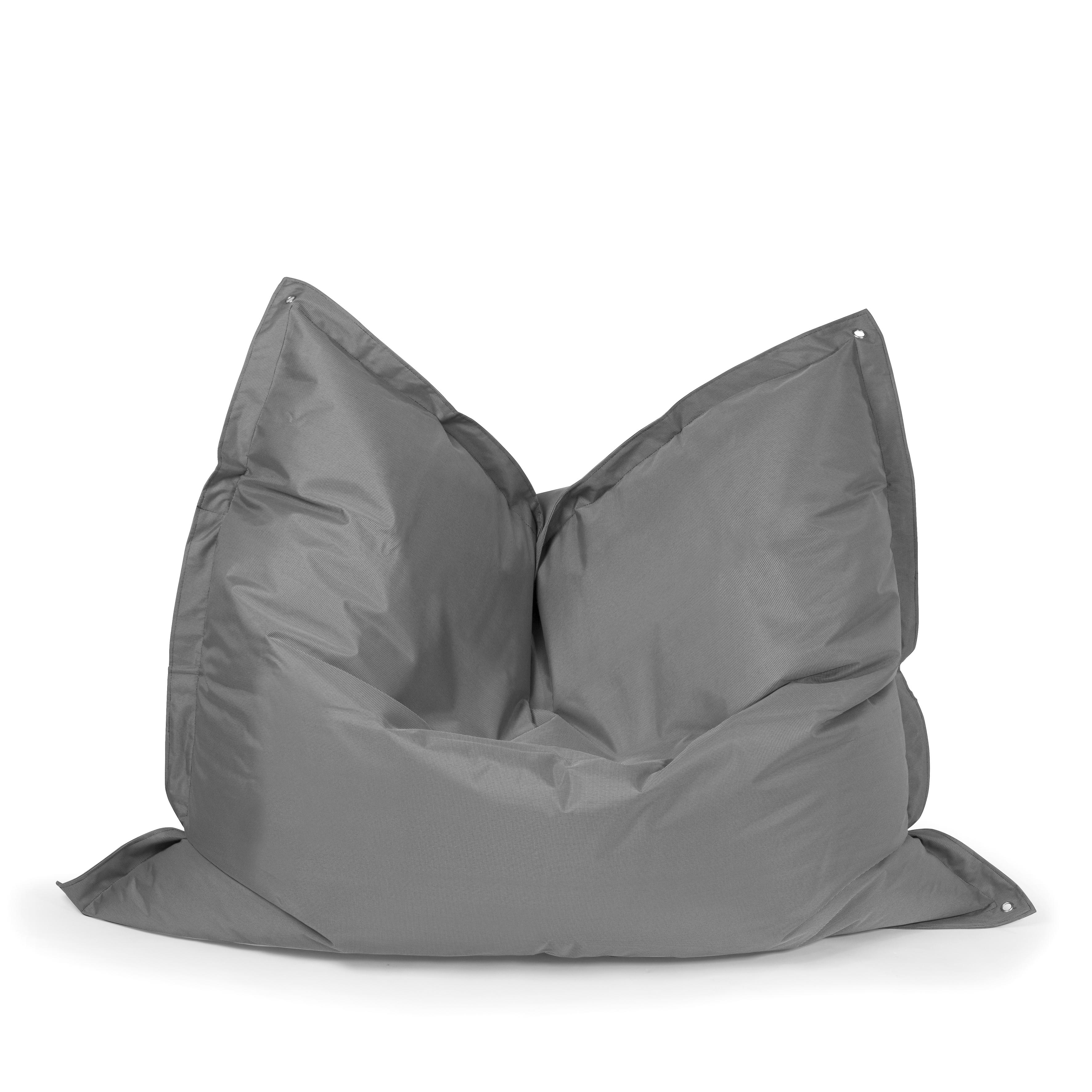 outbag outdoor sitzsack meadow 1 60 x 1 30 m wetterfest sitzkissen lounge ebay. Black Bedroom Furniture Sets. Home Design Ideas