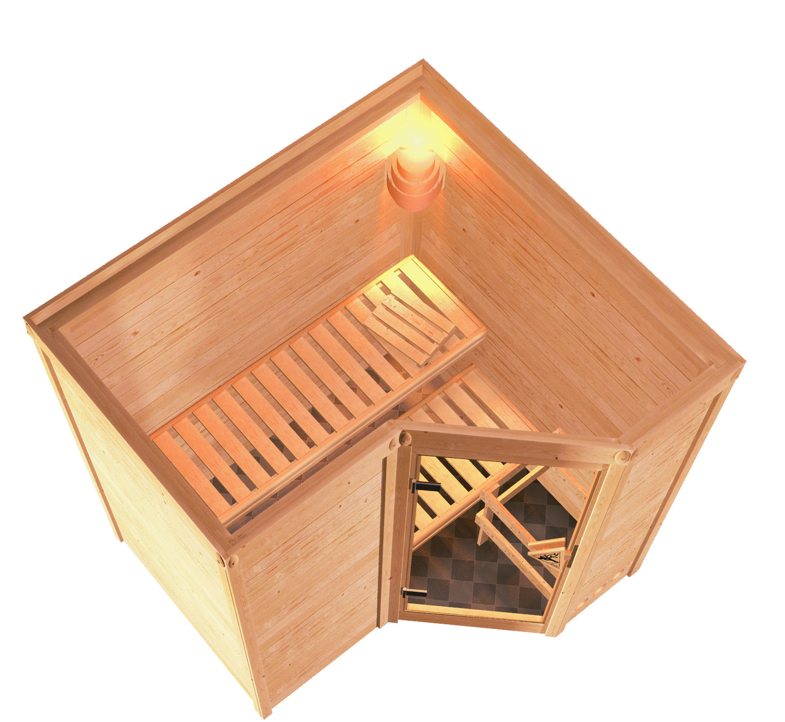 karibu massivholzsauna sahib 1 1 93 x 1 84 m 40 mm mit 9 kw ofen sauna heimsauna ebay. Black Bedroom Furniture Sets. Home Design Ideas