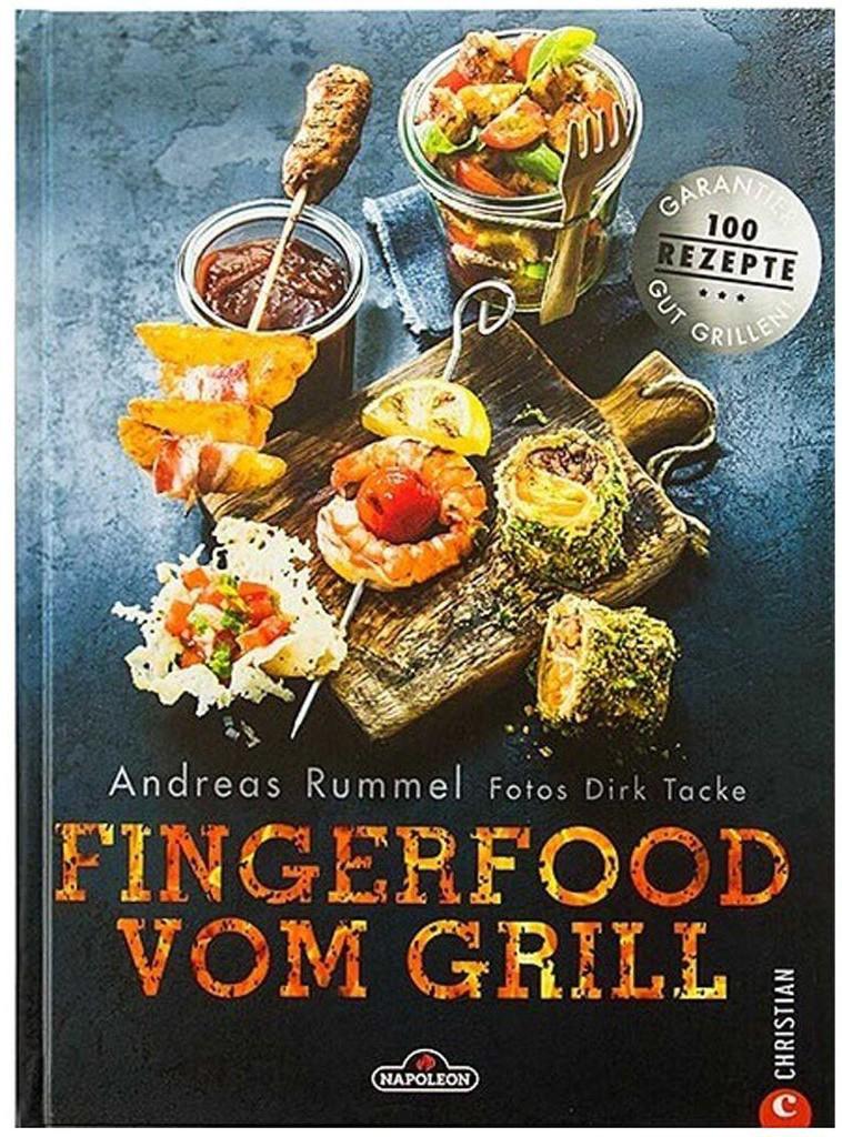 Grillbuch: Fingerfood vom Grill