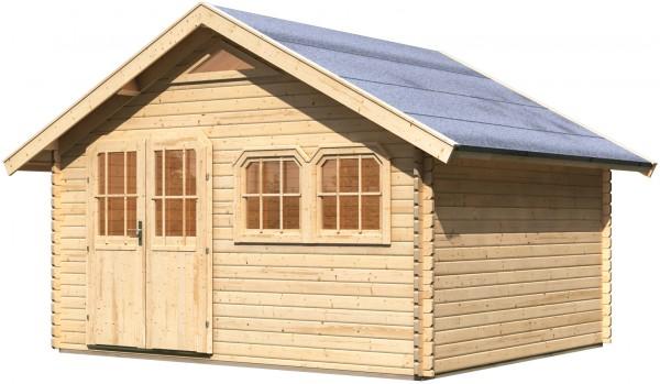 Gartenhaus DODERIC 4 40 mm 4,17 x 3,57 m