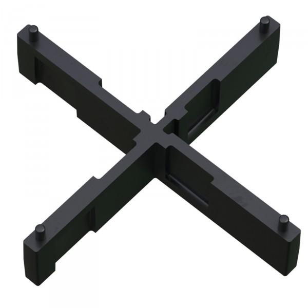 Fugenkreuz für Plattenverlegung
