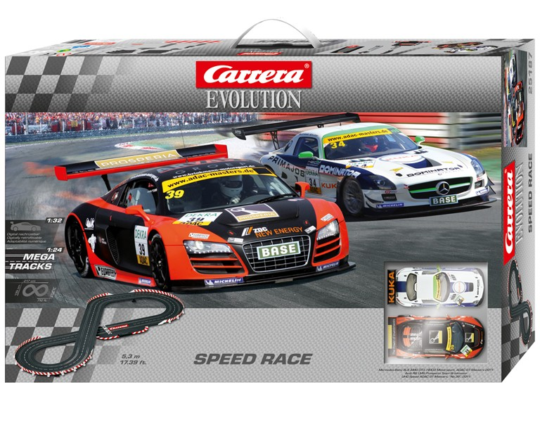 Rennbahn Speed Race