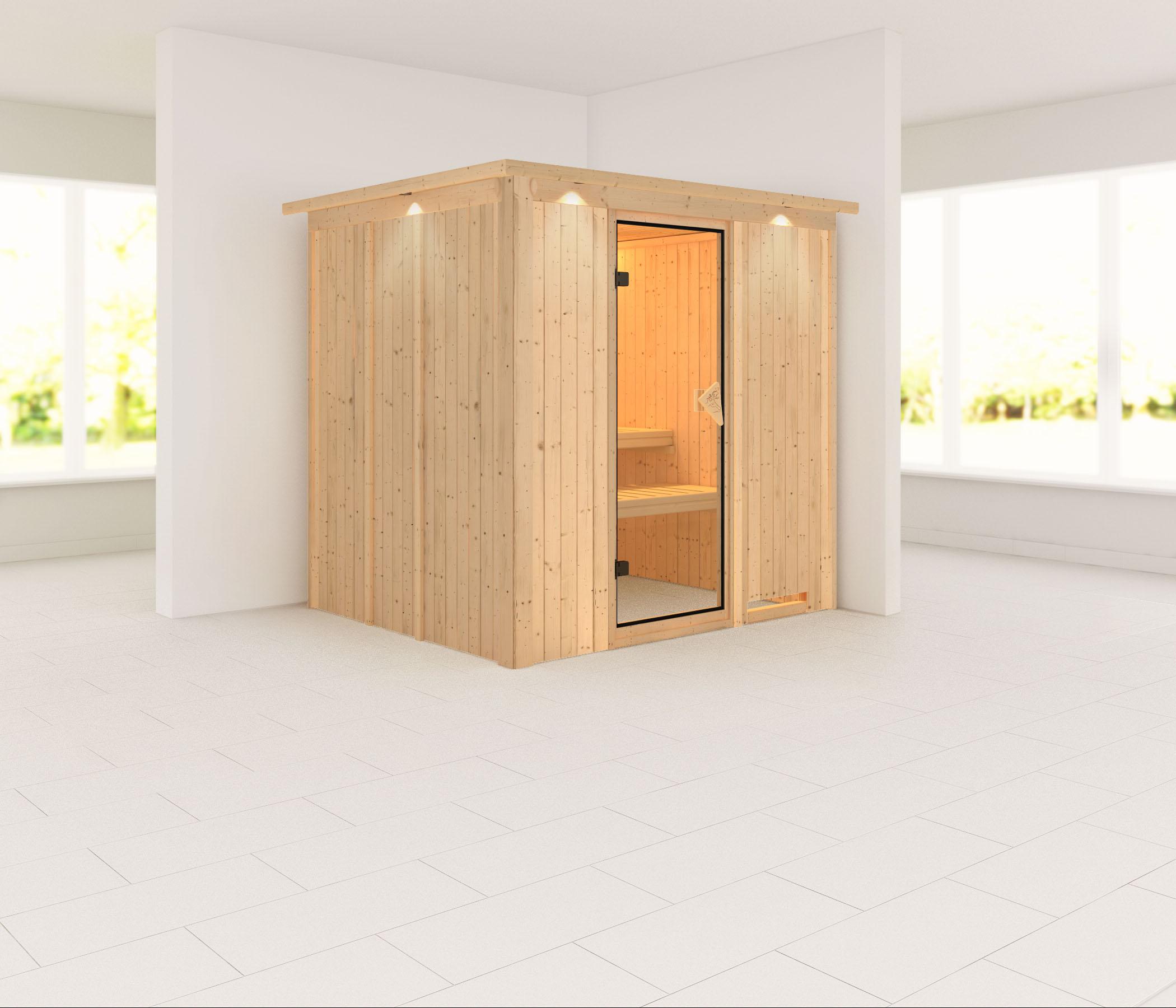 karibu sauna daria welche sauna kaufen. Black Bedroom Furniture Sets. Home Design Ideas
