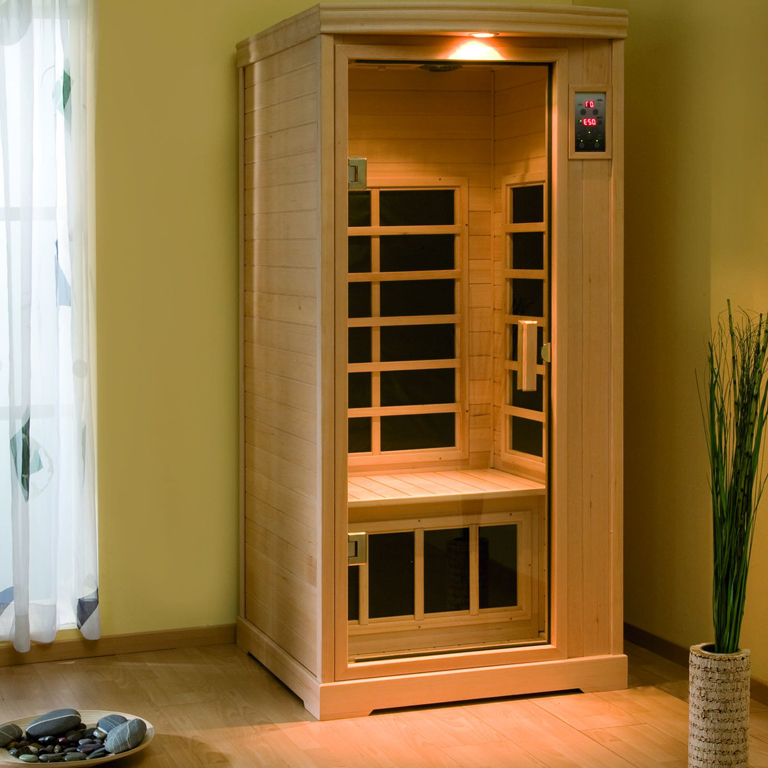 infrarotkabine helo nordia sun welche sauna kaufen. Black Bedroom Furniture Sets. Home Design Ideas