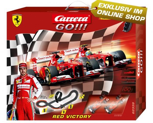 Rennbahn GO!!! Red Victory