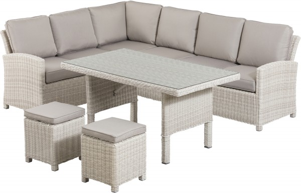 MARBELLA Casual-Dining Set sand