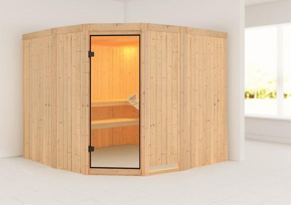 Sauna SIMARA 3 2,31 x 2,31 m