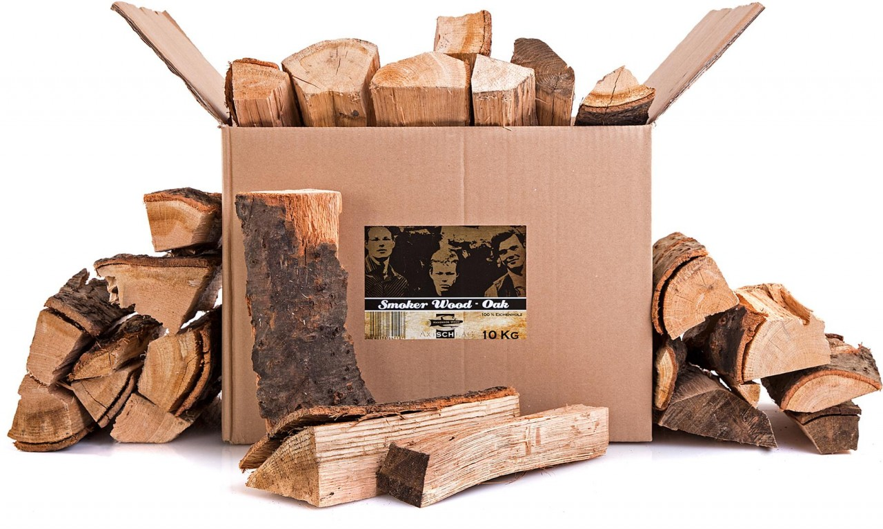shopthewall 30 kg smoker holz zum smoken oder raeuchern das perfekte bbq holz. Black Bedroom Furniture Sets. Home Design Ideas