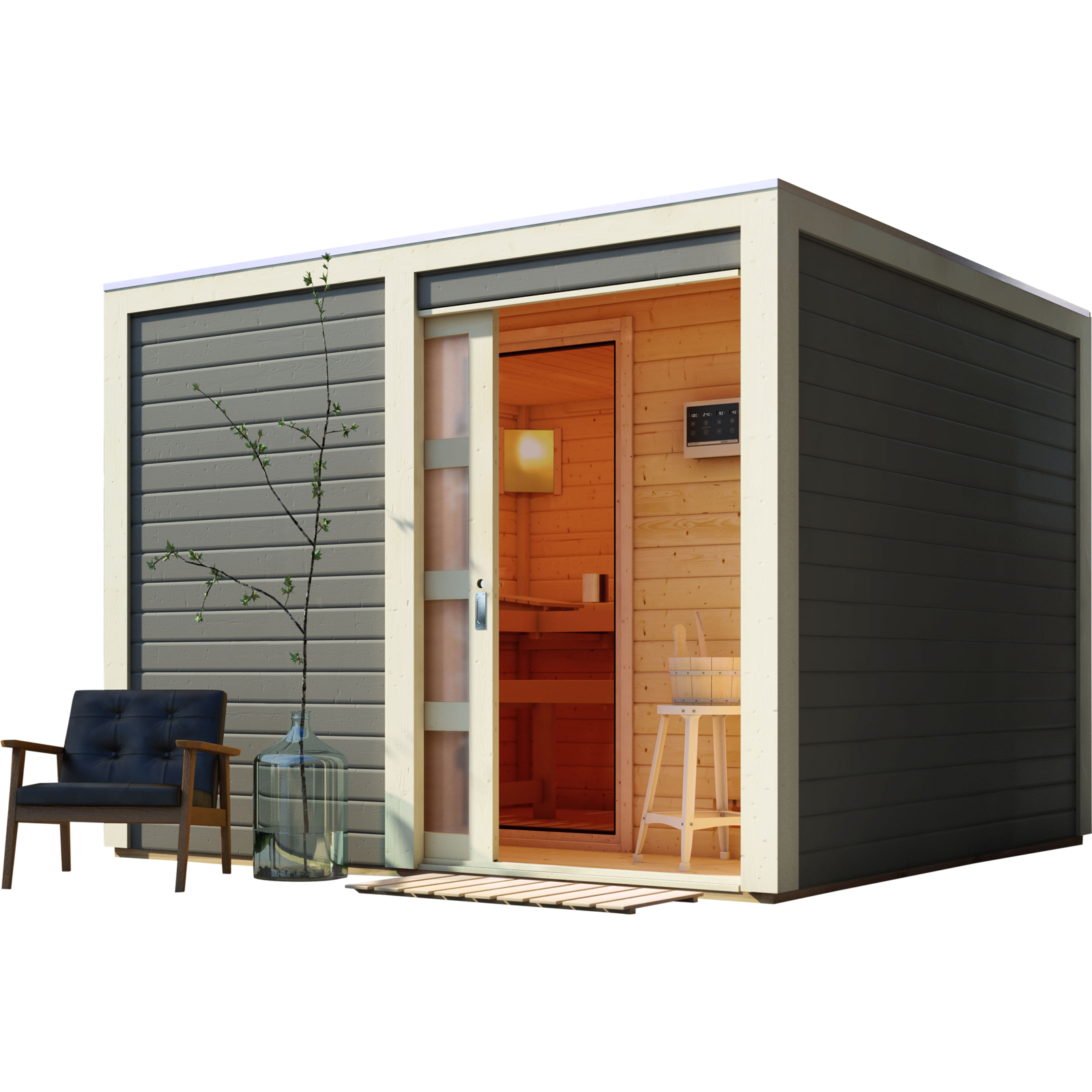 Outdoor Sauna Cuben