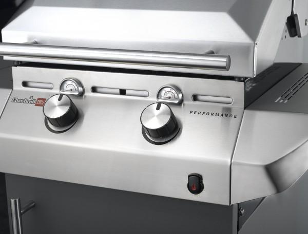 char broil gasgrill performance t 22g 2 brenner tru. Black Bedroom Furniture Sets. Home Design Ideas