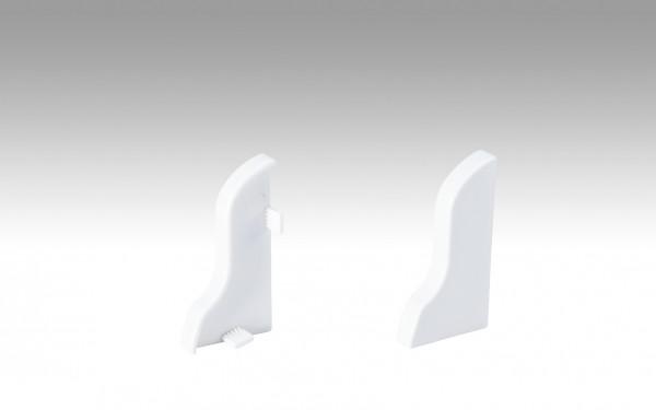 Endkappe Weiß 2001