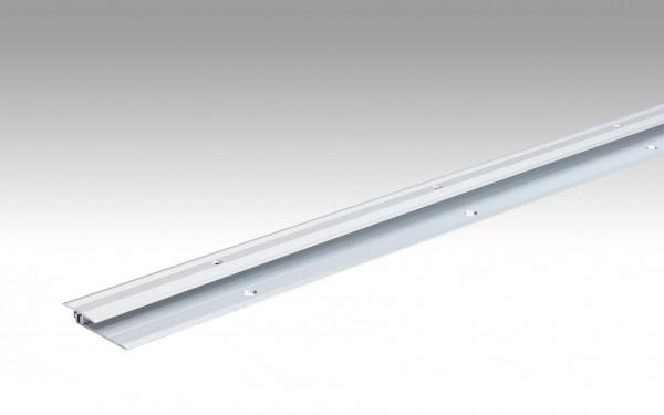 Übergangsprofil Typ 102 (2,5 bis 7 mm) Silber eloxiert 220