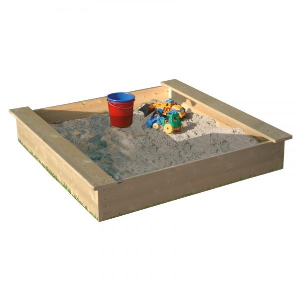 Sandkasten BEN 120 x 120 cm