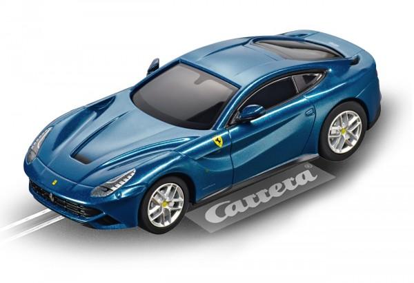 Auto GO!!! FERRARI F12 BERLINETTA ABU DHABI BLUE