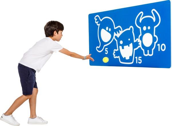 Spielwand SCORE TABLE Blau 149,0 x 73,5 cm