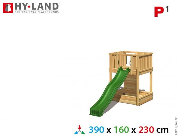 Spielplatzgerate:_Spielturm_mit_Rutsche_P1