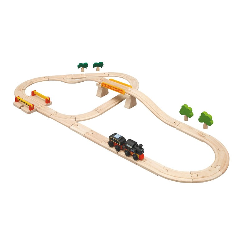 PlanCity Eisenbahn-Set