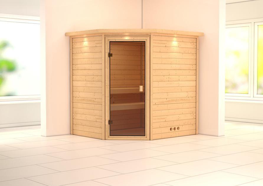 Sauna ELIA 1,96 x 1,70 m