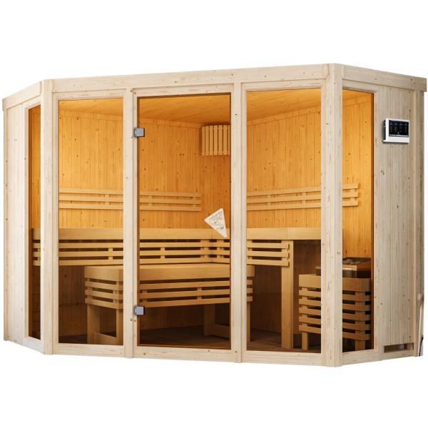 Sauna ALCINDA 2 2,31 x 2,31 m