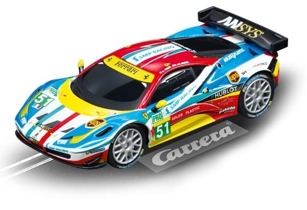 Auto GO!!! FERRARI 458 ITALIA GT2 AF CORSE NO.51