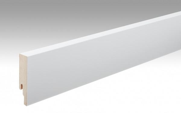 Fußleiste Profil 9 PK für alle Böden Weiß DF (streichfähig) 2222