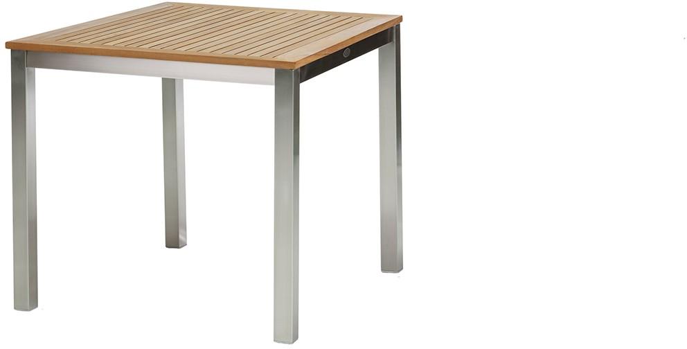 tisch teak edelstahl preis vergleich 2016. Black Bedroom Furniture Sets. Home Design Ideas