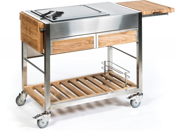 Outdoorküche Edelstahl Xl : Outdoorküchen hoedlshop