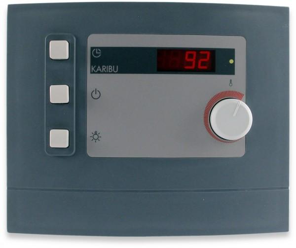 Steuergerät MODERN für Saunaöfen 3,5 - 9 kW