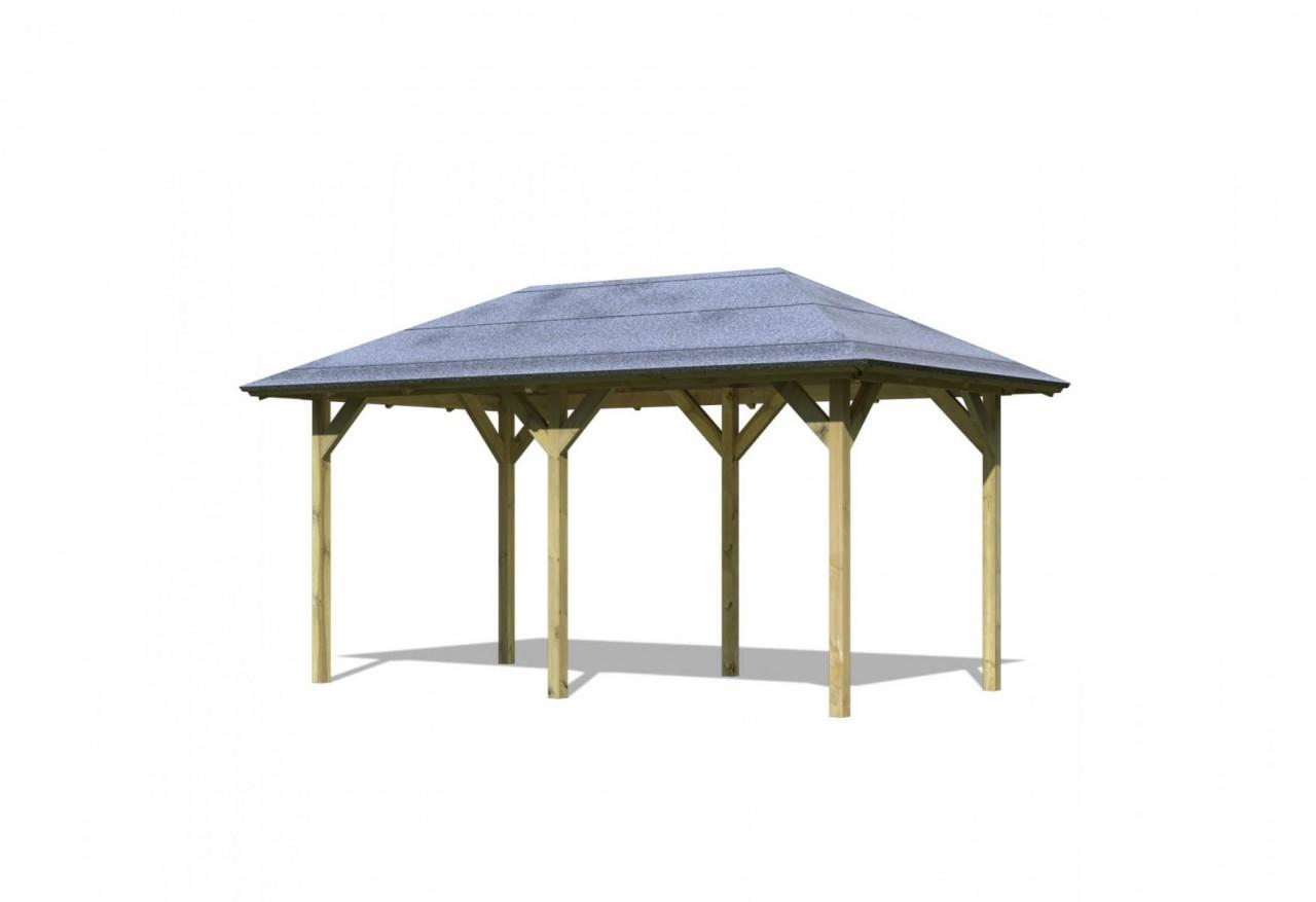 pavillon ohne dach preisvergleich die besten angebote online kaufen. Black Bedroom Furniture Sets. Home Design Ideas