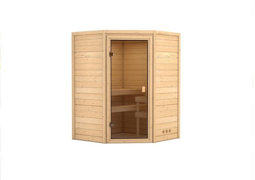 Sauna AUREL 1,46 x 1,46 m