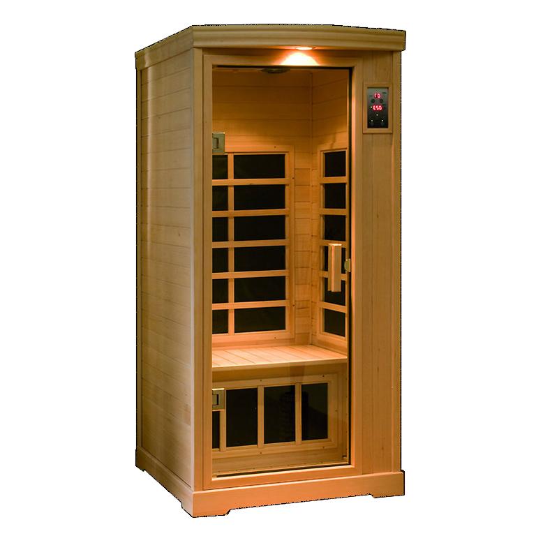 infrarotkabine helo nordia sun welche sauna kaufen. Black Bedroom Furniture Sets. Home Design Ideas