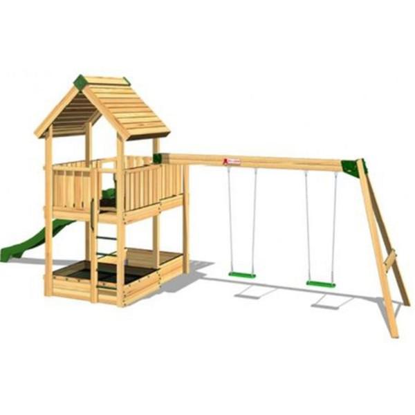 Spielplatzgerät P3s (DIN EN 1176)