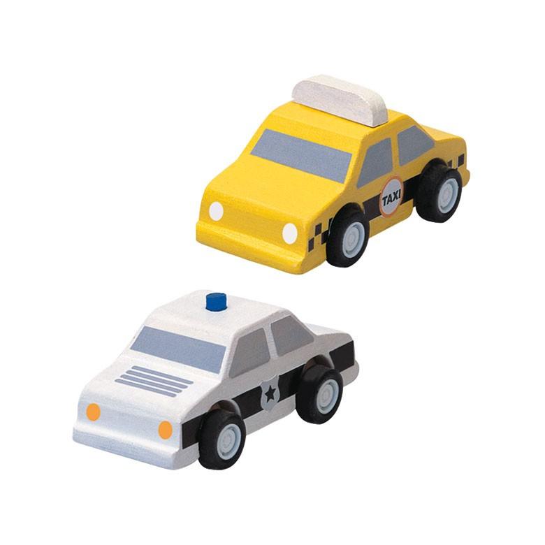 Taxi & Polizei