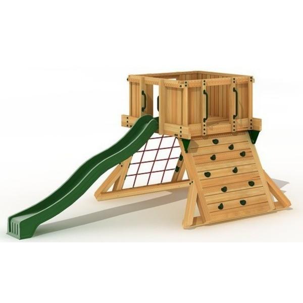 Spielplatzgerät Q1 (DIN EN 1176)