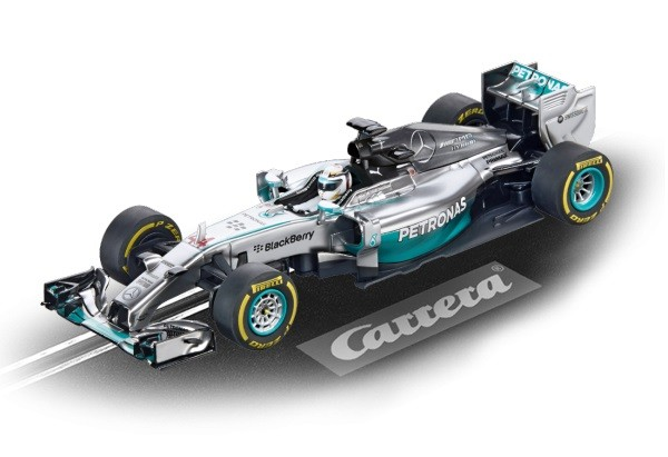 Auto Digital 132 MERCEDES-BENZ F1 W05 HYBRID L.HAMILTON NO.44