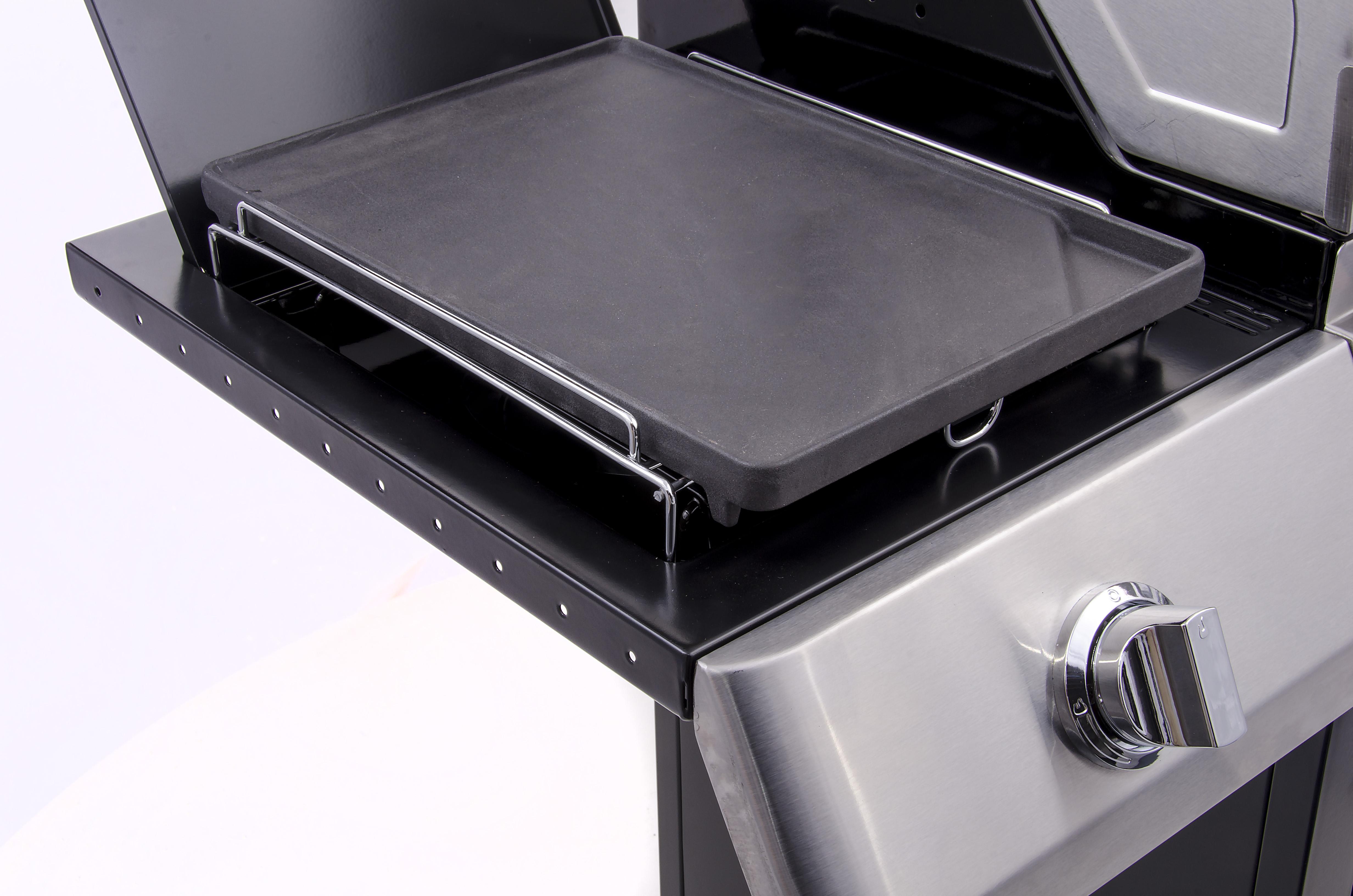 Grillschalen Für Gasgrill : Grillplatte für seitenbrenner grillschalen platten
