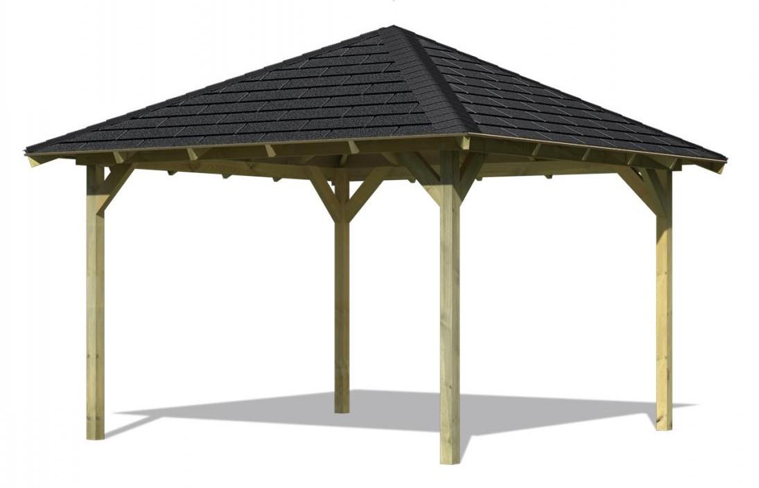 Pavillon GRANADA 3,14 x 3,14 m