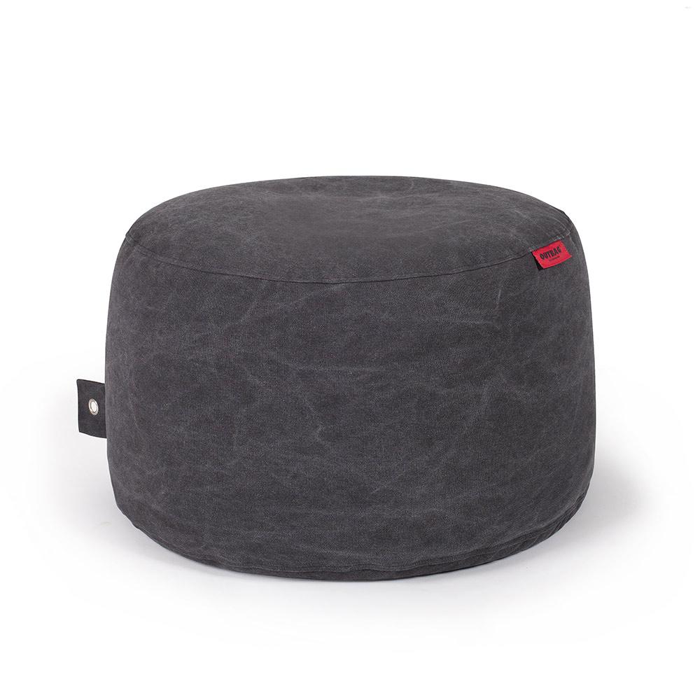 outbag outdoor sitzsack rock 60 cm wetterfest sitzkissen hocker lounge garten ebay. Black Bedroom Furniture Sets. Home Design Ideas